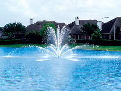 Irrigation & Fountains