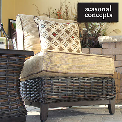 Outdoor Furniture By Seasonal Concepts