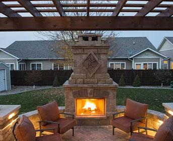 Landscape Contractor Waukee Des Moines Grimes